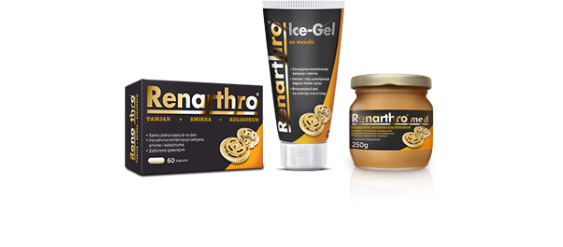 Renarthro products